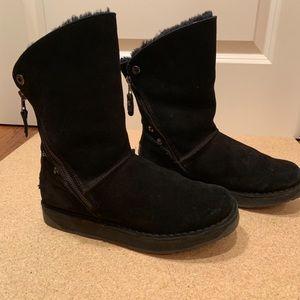 ALDO Fluffy Boots